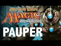 Did you know Magic? - Pauper