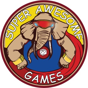 Super Awesome Games Logo