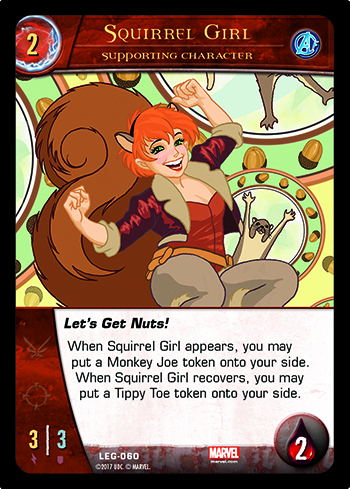 Squirrel Girl SC