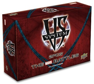 VS2PCG The Marvel Battles Base Set
